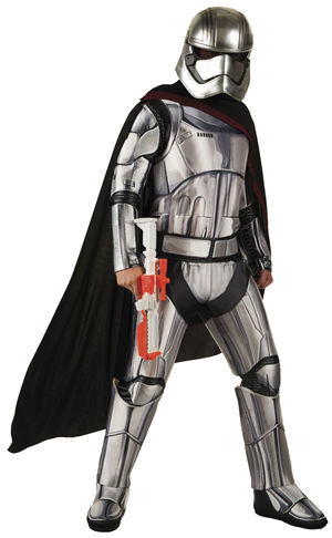 コスチューム LRU810670 Star Wars Deluxe Captain Phasma Costume