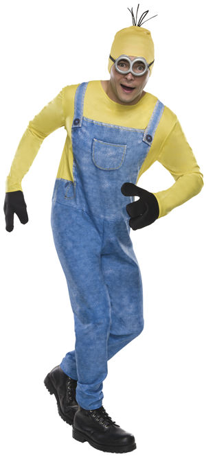 コスチューム LRU810464 Minion Kevin Adult Costume