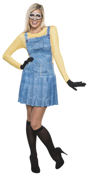 コスチューム LRU810465 Female Minion Adult Costume
