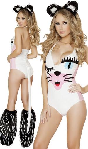 コスチューム LJVCA144 Soft Kitty Costume