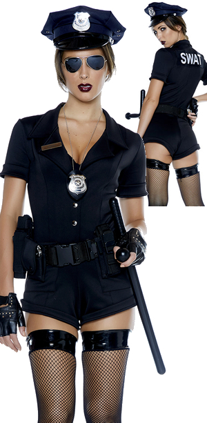 コスチューム LFP556502-991400 Night Patrol Costume Set