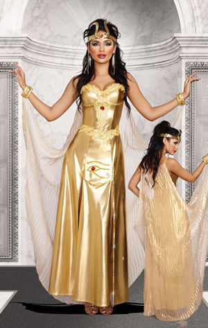 コスチューム LDG10250 Goddess of Egypt Costume