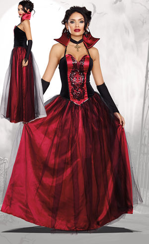 コスチューム LDG10259 Bloody Beautiful Costume