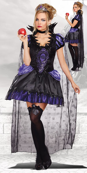 コスチューム LDG10287 The Evil Queen Costume