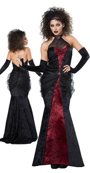 コスチューム LCC01381 Black Widow Woman Costume