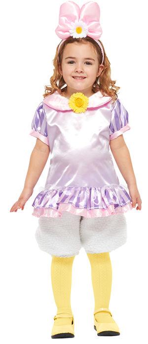 コスチューム JRU95868S Child Pastel Color Daisy - S