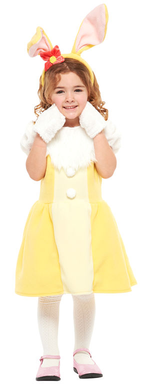 コスチューム JRU95827S Child Miss Bunny - S