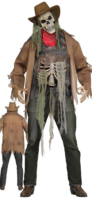 コスチューム LFU135024 Wanted Dead or Alive Costume