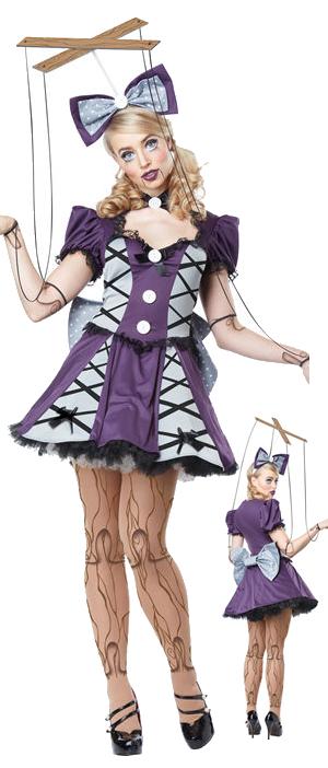 コスチューム LCC01385 Marionette Costume