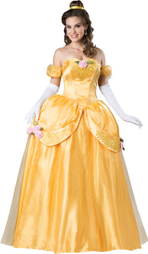 コスチューム LIC1130 Beautiful Princess Costume