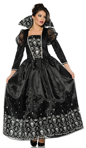 コスチューム LUW28055 Dark Princess Costume