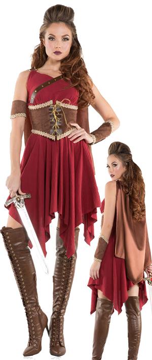 コスチューム LSNS6133 Hooded Huntress Costume