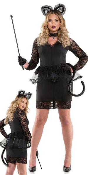 コスチューム LSNS6149X Ms.Meow Costume
