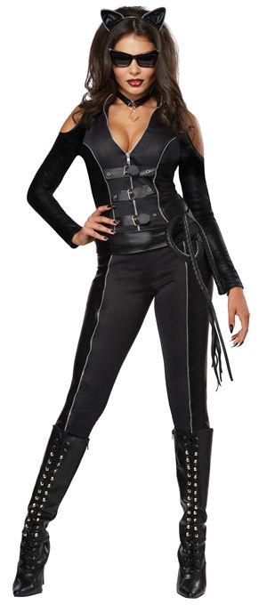 コスチューム LCC01342 Fatal Feline Costume
