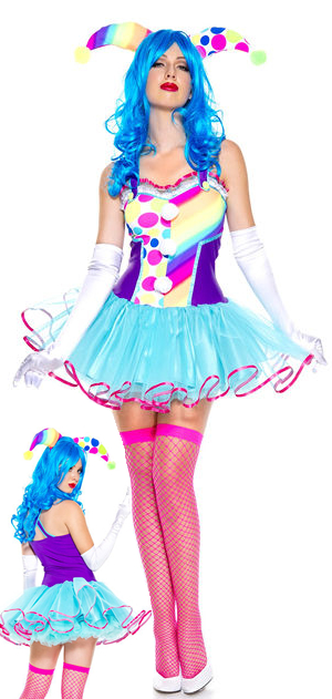 コスチューム LML70711 Captivating Circus Cutie Costume