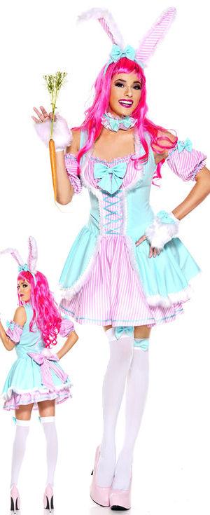 コスチューム LML70747 Bunny Beauty Costume