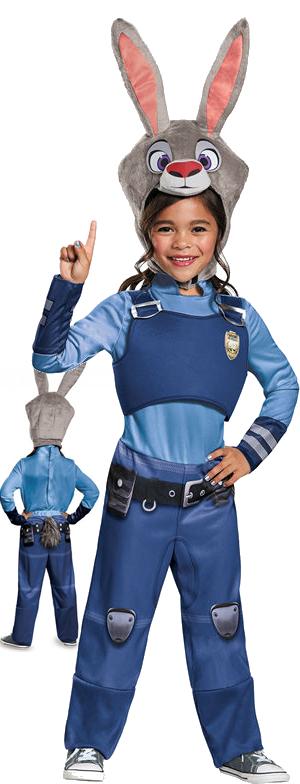 コスチューム LDS99841 Judy Hopps Girls Classic Costume