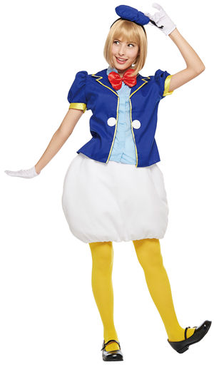 コスチューム JRU37015 Formal Costume - Adult Donald