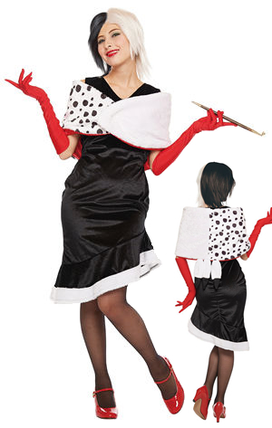 コスチューム JRU95997 Costume - Adult Cruella