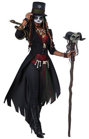 コスチューム LCC01432 Voodoo Magic Costume