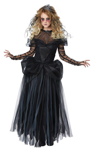 コスチューム LCC01457 Dark Princess Costume