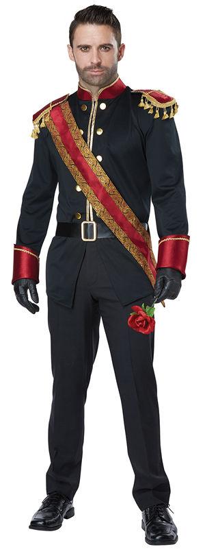 コスチューム LCC01465 Dark Prince Costume