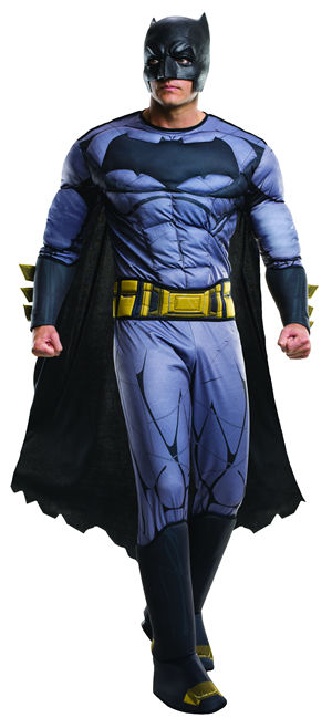 コスチューム LRU17995 Deluxe Batman Plus Size Costume