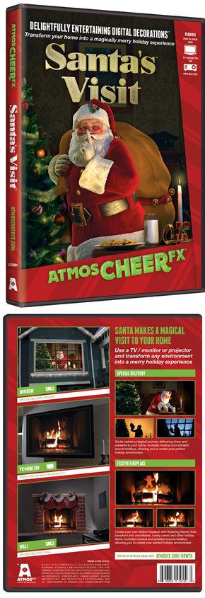 コスチューム LAFAC0001 AtmosCHEERfx Santa's Visit