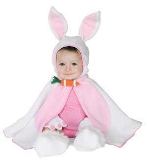 コスチューム LRU11742 Lil Bunny Cape Baby Costume