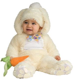 コスチューム LRU885733 Vanilla Bunny Baby Costume