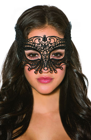 コスチューム LSH90396 Embroidered Venice Mask