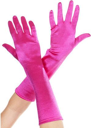 コスチューム LML426 Elbow Length Satin Gloves