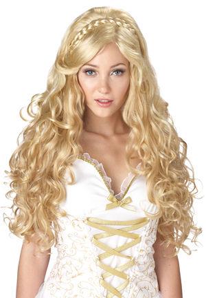 コスチューム LCC70636 Mythic Goddess Wig