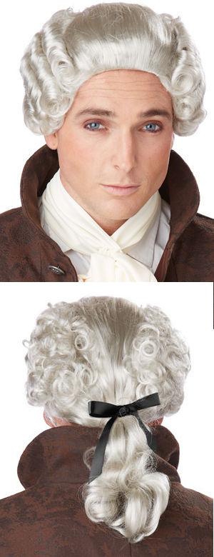 コスチューム LCC70700 18th Century Peruke Wig