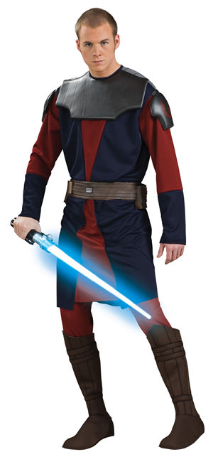 コスチューム LRU888795 Star Wars Deluxe Anakin Skywalker Costume