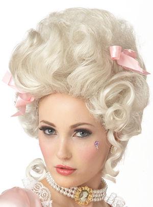 コスチューム LCC70506 Marie Antoinette Wig