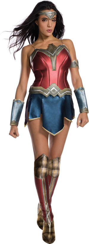 コスチューム LRU820669 Adult Wonder Woman Costume