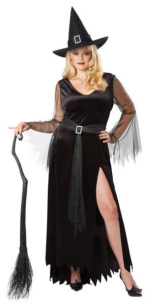 コスチューム LCC01778 Rich Witch Costume