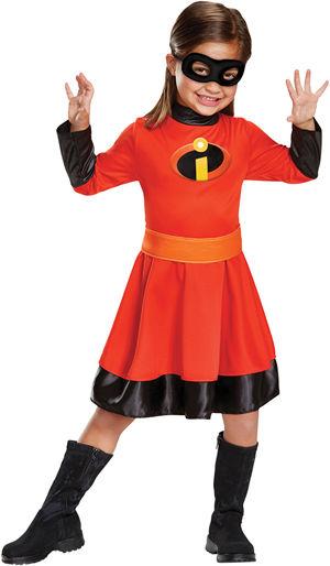 コスチューム LDS66873 Violet Classic Toddler Costume