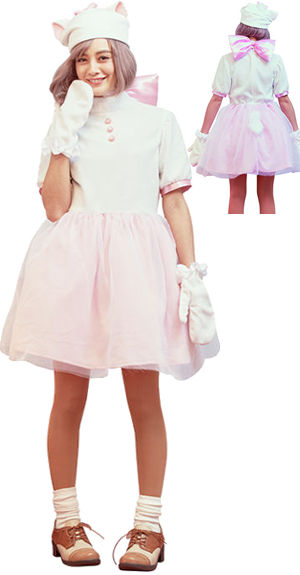 コスチューム JRU37178 Adult Marie Costume
