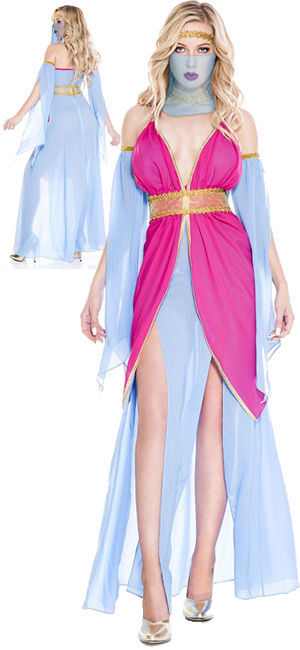 コスチューム LML70929 Harem Princess Costume