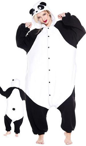 コスチューム LML70968K Chubby Panda Kigumumi