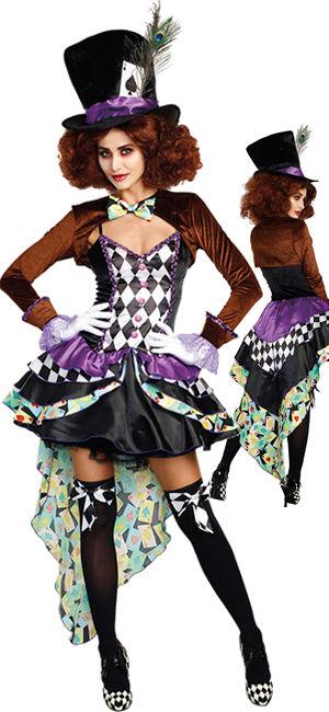 コスチューム LDG11162 Hatter Madness Costume
