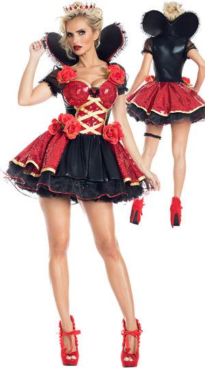 コスチューム LPKPK900 Heartthrob Queen Costume