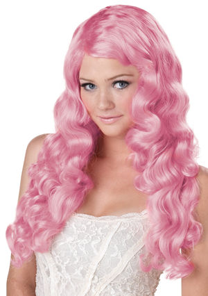 コスチューム LCC70747 Sweet Tart Wig
