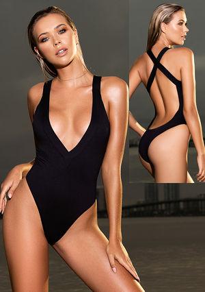 輸入水着 LEP6971 One Piece Swimsuit