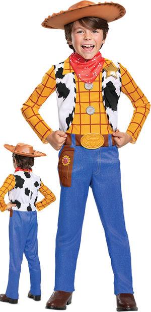 コスチューム LDS100689 Woody Classic Child Costume