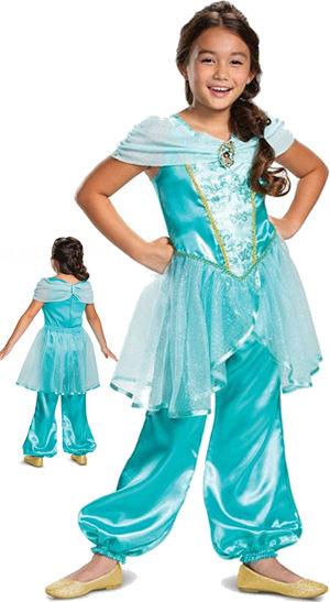 コスチューム LDS66624 Jasmine Classic Girls Costume