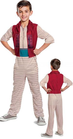 コスチューム LDS22609 Aladdin Classic Boys Costume