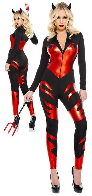 コスチューム LML70903 Sizzling Devil Costume